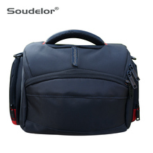 Fashionable Waterproof DSLR Camera Bag nylon Camcorder Messenger Bag