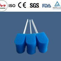 Hospital Consumables Health Medical Sponge Stick