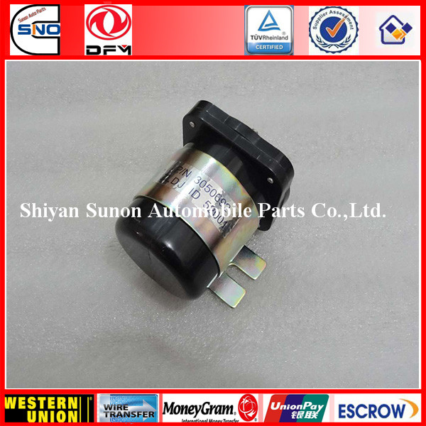 Auto diesel engine parts cumm ins motor Starter relay 3050692 3050692 Generator Magnetic Switch