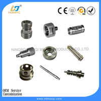 oem high demand cnc stainless steel machining parts