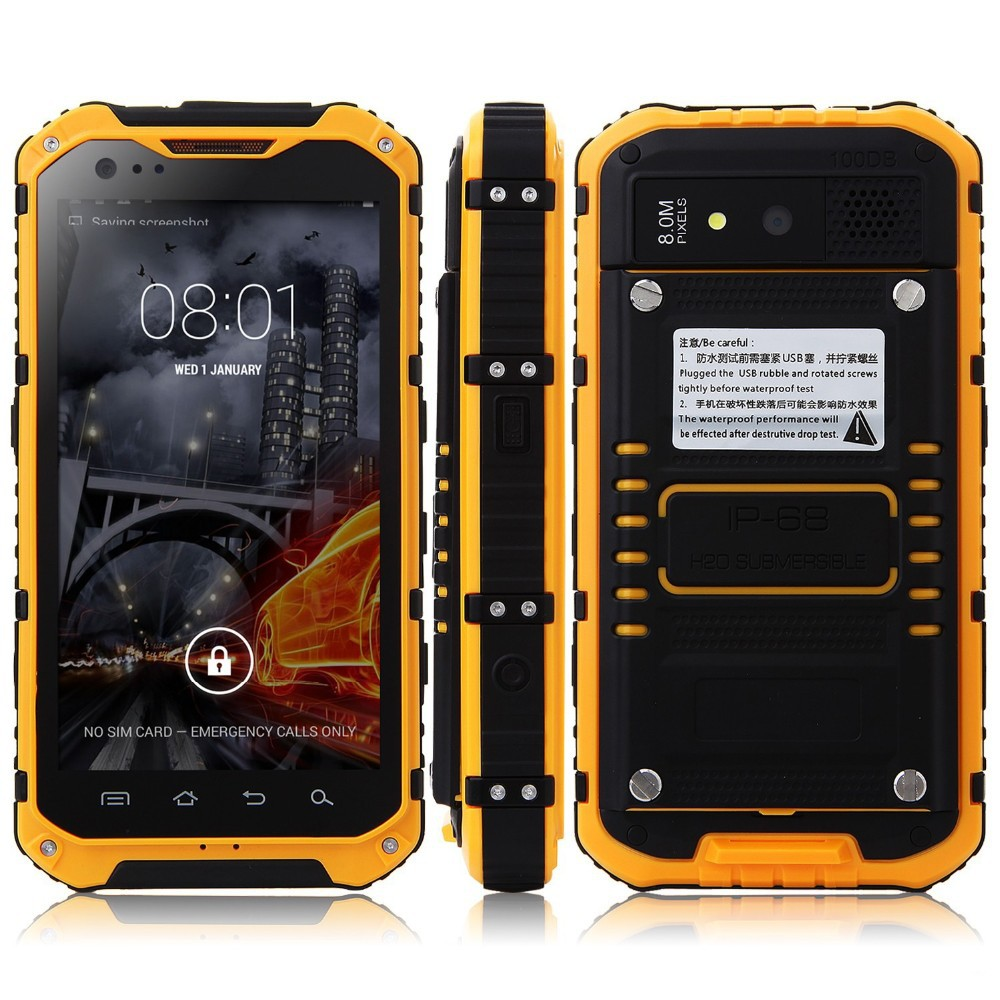 phone mobile cool rugged phone discovery a9 adopts ip68 android phone with usb otg nfc buy. Black Bedroom Furniture Sets. Home Design Ideas