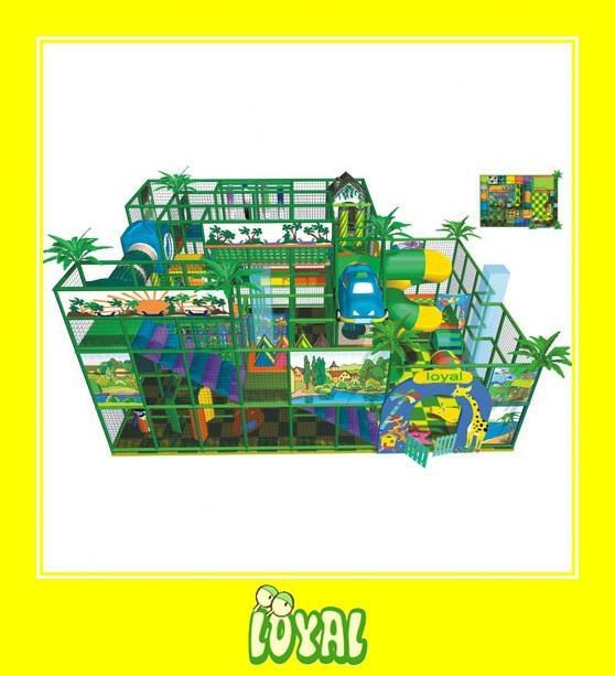 LOYAL BRAND indoor playground atlanta ga