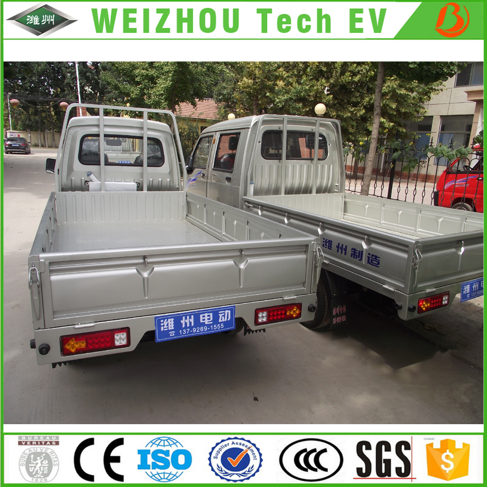 Chinese Electric Pickup Truck With European Standard