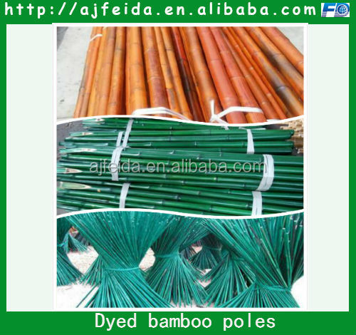 FD-171130factory sold a large number of dyeing <strong>bamboo</strong>