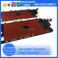 Factory Supplier screen replacement lcd for iphone 6 accept PayPal