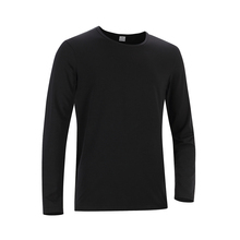 Men's plain custom logo/pattern high quality 100% cotton long sleeve men's shirt