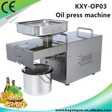 Household Lemongrass Edible Oil Extraction Machine Home Use