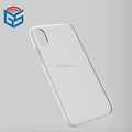 Print Logo Coating Oil Customized Order Blank Phone Case For Iphone x For Iphone 10 OEM