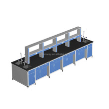 laboratory furniture metal storage bench industrial workbenches with drawers