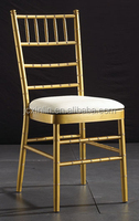 Wedding Chiavari Chair with fixed cushion
