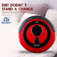 Household Helper Auto Charging Intelligent sweeping machine Robot Vacuum Cleaner with hepa filter