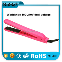 Hair salon equipment watermelon tourmaline wholesale flat irons