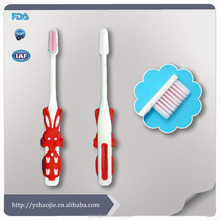 Rabbit Kids Toothbrush With Tongue cleaner