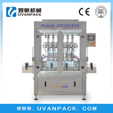 Overseas After-sales Service Provided Micro-computer Garlic Oil Bottle Filling Machine LINE-16D