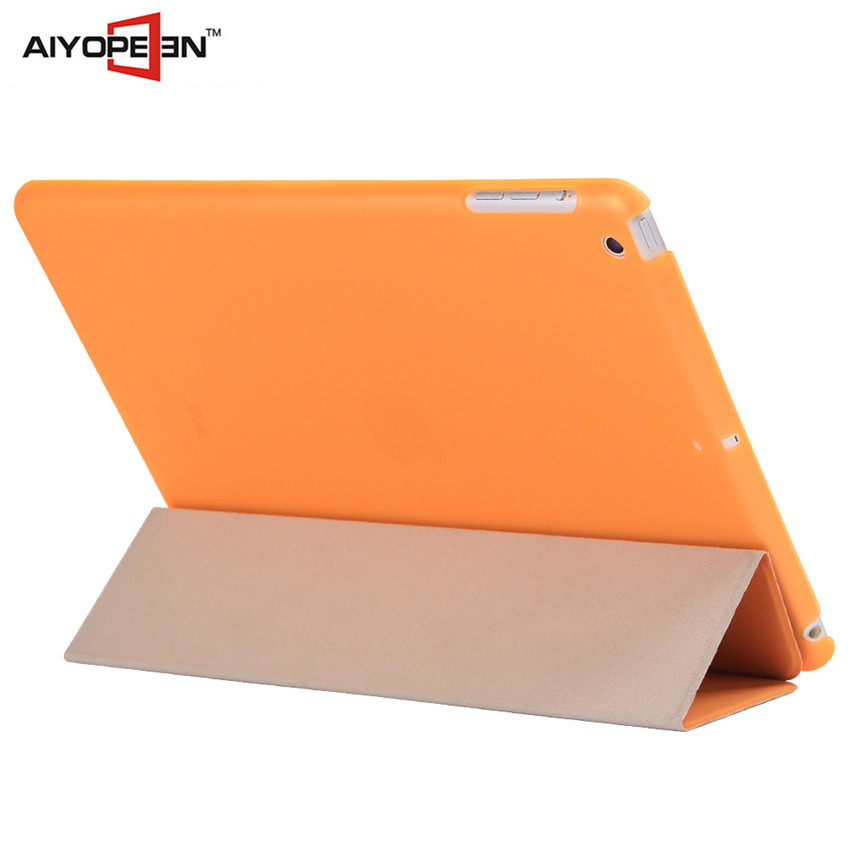 hot sales PU and PC case Tablet Protective Case folded 3 styles for ipad mini 1/2/3
