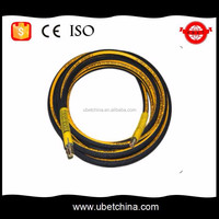 in 2016,the latest oil resistant ,heat resistant ,aging resistant fabric type hose