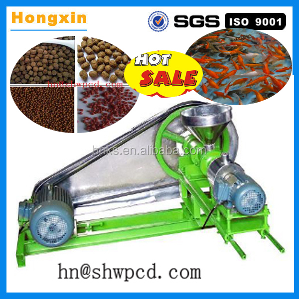 Super Floating fish meal/food/fodder pellet machine for sale