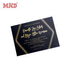 Frosted Hot Foil Business Card Printing Services For Loyalty Program