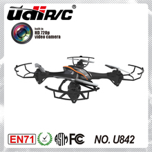 UDI U842 big UFO large quadcopter 4 channel rc drone with HD camera