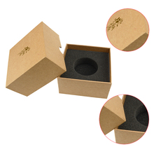 Custom printing kraft paper cake box small cardboard packaging boxes