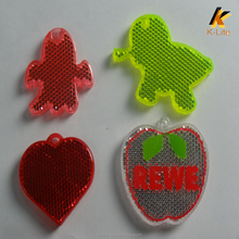 Backpack reflectors, price of road reflectors keychain KW119