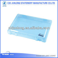 PLASTIC A4 DOCUMENT CASE