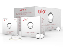 Free samples OLO Soft Bead Condom SPA Pearl Granule G <strong>Point</strong> 001 Sexy Female Condom For Latex Condom