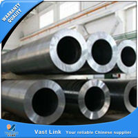 Mill test seamless steel pipe st52 for machinery