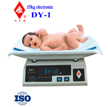 Baby Scale <Quality First> Model DY-1 real factory