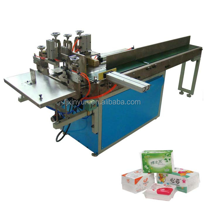 Automatic Napkin Paper Packing Machine