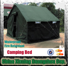outdoor camping tent windproof waterproof military tent inflatable fire retardant tent