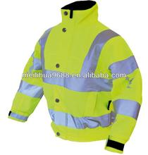 High Visibility 3M Reflective Stripes Safety Clothing