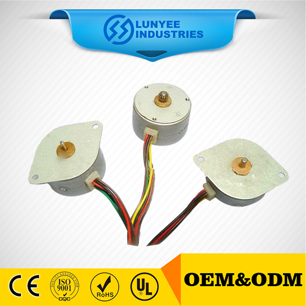 Good Quality Mini PM Geared Stepper Motor