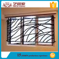 Used Wrought Iron Door Gates/Interior Wrought Iron Stair Railings/Wrought Iron Window Grill Design