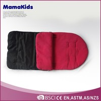Baby pushchair foot cover