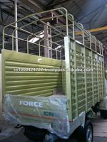 Cargo Hold for Light Commercial Vehicle