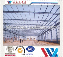 Alibaba 2016 hot product steel structural residential building, 2-storey steel frame build , low cost school build project