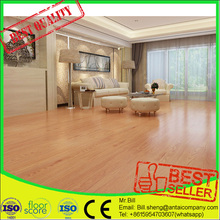 Basketball Court Wood Flooring Click Flower Vinyl Plank Price