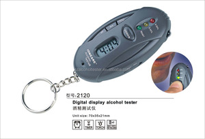 LED alcohol tester drive safety digital alcohol tester