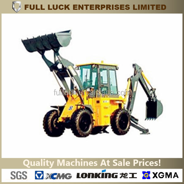 CHINA MINI TRACTOR BACKHOE LOADER