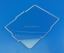 acrylic/pmma/plexiglass full cover screen protector,ISO Factory Product