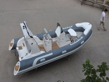 Liya 17feet 10person sport rowing boat water taxi for sale