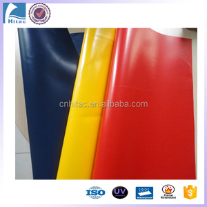 Durable/waterproof/uv protected pvc fabric for pvc tarpaulin , beach chair, truck cover