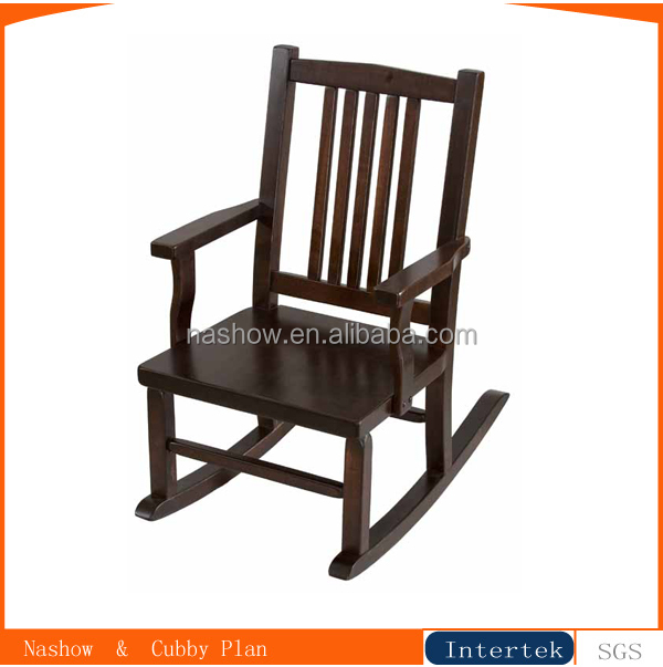 아이들이 나무 갈색 흔들 의자-나무 의자 -상품 ID:1897310314-korean ...