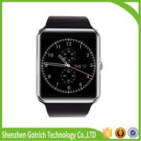 ios android high quality gt08 bluetooth smart wrist watch phone mate with camera for samsung mobile phone