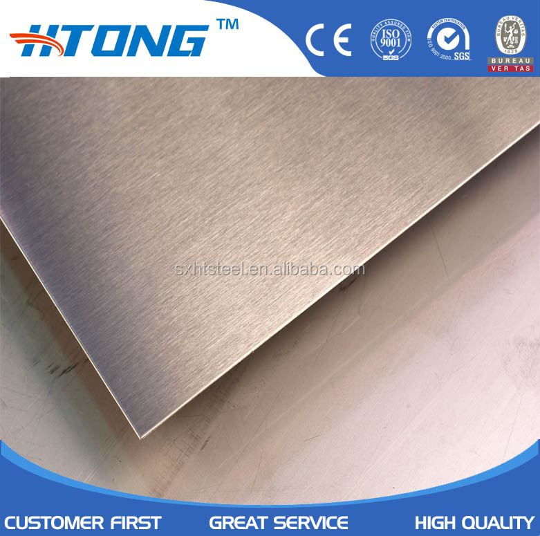 Hot sale 1.5mm thick cold rolled 410 stainless steel plate