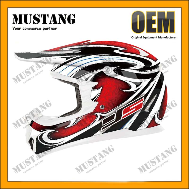 Cheap ATV Parts ABS Motorcycle Helmets For Racing Bike