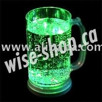 Huge Beer Mug Light Up Glasses