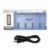 C906W D/C/AA/AAA/9V 100-240 AC, 50/60hz, 1000mA 9V 25mA Charger 4 slot charger for D/C/AA/AAA/9V battery