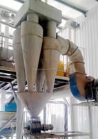 cyclone for flour mill
